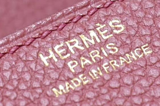 VIP一级品:爱马仕Hermes 铂金包 Birkin 30CM 朱砂红 Togo 金扣